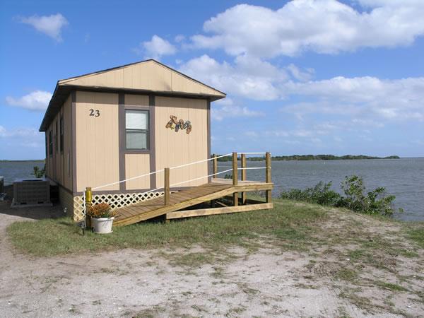 Cape Vista Cabin Rental